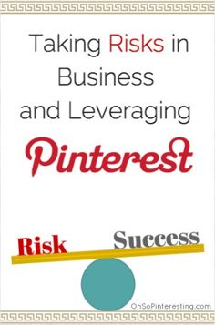 Taking Risks in Business and Leveraging Pinterest | Fashion and beauty blogger Melissa Middleton has a Pinterest following of 695,000 and is on her way to business success #SocialMedia