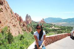 Garden of the Gods, Colorado, USA