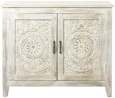 Chennai Nightstand - Wooden Nightstand - Bedside Table | HomeDecorators.com