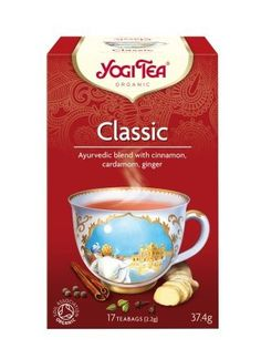 Comfort & Abundance, A combination of the traditional Ayurvedic spices cinnamon, cardamom, ginger, cloves and black pepper Heart-warming, relaxing, delicious, spicy and wonderful! Enjoy before and after a yoga or meditation session - or simply to relax and reflect!Certified organic - no pesticides, preservatives, colourants or artificial chemicals Vegan & vegetarian friendly