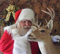 One of my favorite Santas...