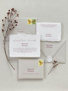 Letterpress Wedding Stationery, Modern Wedding Stationery, Luxury Wedding Invitations, Letterpress Printing, Stationery Design, Printing Press, Earthy, Place Card Holders, Antique