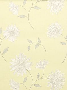 Yellow and Grey Living Room - John Lewis, Lemontree