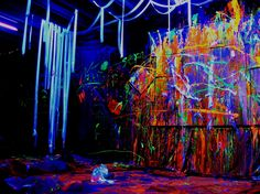 black light photography ideas | Sweet 16 Black Light Party :: Blacklight After Party picture by ...
