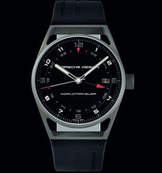 Porsche Design P6752 - World Traveller