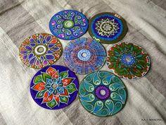 Kreatív Mandala Művészet