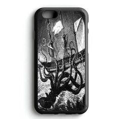 Vintage Octopus Kraken iPhone 7 Case