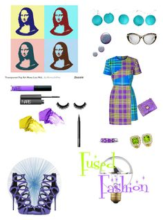 """""""Fused Fashion"""" by campanellinoo on Polyvore featuring Tisch New York, House of Holland, Topshop, NARS Cosmetics, Ksubi, Room Essentials, Hervê Guyel, Gemvara, Giuseppe Zanotti and Charles Krypell"""