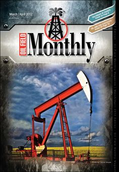 Oil Field Monthly April Issue 2012