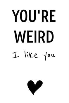 basically describes all of my friendships and relationships...:)