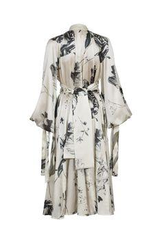 Short Lemon Leaf Lemon Leaves, Spring Resort, Travel Wardrobe, Kimono Top, Floral, Tops, Dresses, Women, Style