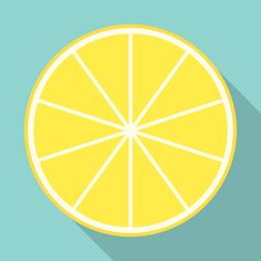 In this video Tutorial, you'll learn a super easy technique to draw a lemon flat icon | Difficulty: Beginner; Length: Quick; Tags: Lemonade Day, Mapdiva, Vector, Graphic Design, Drawing, Illustrator, Wedge, Polar Duplicate, Mac, OS X