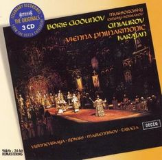 Vienna Philharmonic Orchestra - Mussorgsky: Boris Godunov