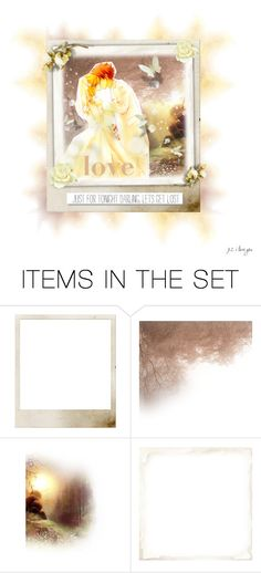 """""""In Search Of Silver Linings, We Discovered Gold"""" by unicorn8cupcake ❤ liked on Polyvore featuring art"""