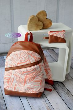 Master Piece – lilaundmint Travel Bags, Fashion Backpack, Ootd, Backpacks, Purses, Sewing, Handmade, September, Couture