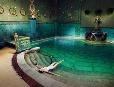 Bains Gellért (#Budapest) #blog #voyage #conseils #Hongrie - www.planete3w.fr