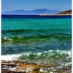 One of my favorite beaches, all time ... Diakofti, Kythera, Greece