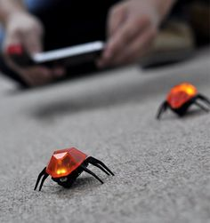 #iRoach RC Robot Cockroach for your iOS device - $31