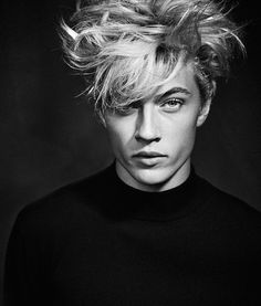 Lucky Blue Smith | alfie magazine | Men's Fashion, Photography ...
