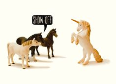 """""""Nobody Likes A Show-off"""" - Threadless.com - Best t-shirts in the world"""