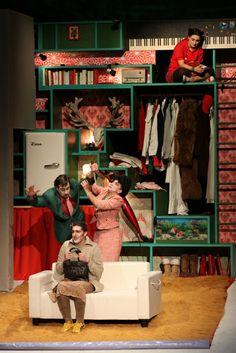 Opera Domani 2010, Lupus in Fabula