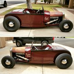 '28 Ford Roadster