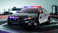 New Ford Interceptor