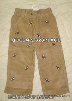 NWT Gymboree Boys Pull on Pants Sweatpants Jogger GREEN Striped 5//6 7//8 10//12