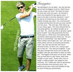 This is the best Niall imagine I have ever read, hands down. One Direction Images, I Love One Direction, To My Future Husband, My Dad, Niall Horan Imagines, James Horan, 1d And 5sos, Love Of My Life, Real Life