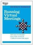 Running Virtual Meetings (HBR 20-Minute Manager Series) Paperback – 27 Sep 2016 by Harvard Business Review (Author)