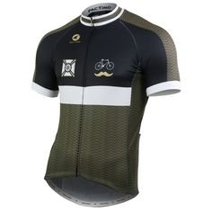Klein Goldman Tweed Cycling Jersey and Shorts | Unique Bike Gear Designs | Pactimo