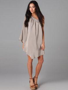 #womens #apparel #dresses A-line One Shoulder Long Sleeves Short / Mini  Taffeta Cocktail Dress / Homecoming Dress