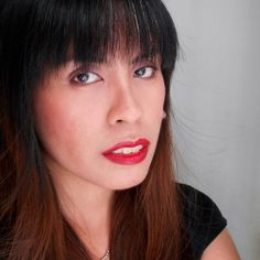 Red lips evening look. Do you wear red lipstick on a date night? Featuring Maybelline ColorSensational Pleasure Me Red Lipstick. Maybelline Lipstick, Red Lipsticks, Face, Maybelline Lip, The Face, Faces, Facial