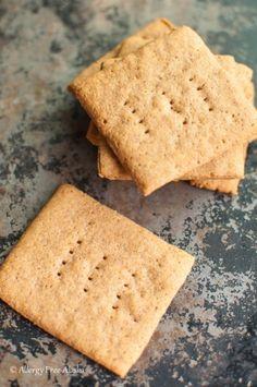 Gluten Free Graham Crackers Recipe - Allergy Free Alaska