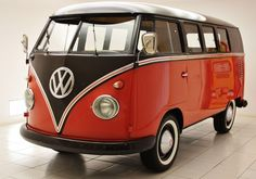 If only .... Volkswagen T1 Personenbus - 1961