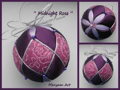1 million+ Stunning Free Images to Use Anywhere Folded Fabric Ornaments, Quilted Christmas Ornaments, Christmas Tree Baubles, Hand Painted Ornaments, Primitive Christmas, Diy Christmas Gifts, Fabric Balls, Christmas Tree Decorations, Free Images