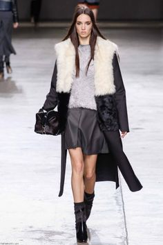 Topshop Unique fall/winter 2014 collection
