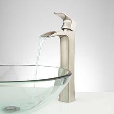 Quintero+Waterfall+Vessel+Faucet