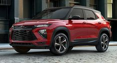 The Chevrolet Trailblazer has been reborn as a small crossover with tiny and turbo engines. Chevrolet Trailblazer, Chevrolet Cruze, Honda Element, Chevrolet Equinox, Jeep Renegade, Audi Q7, Nissan, Lamborghini, Ferrari