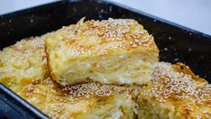 O plăcintă cu brânză pe care soțul meu o adoră Biscotti, Bread Recipes, Macaroni And Cheese, Fries, French Toast, Picnic, Food And Drink, Sweets, Baking
