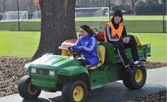 Eva Carneiro - Chelsea FC gives David Luiz a lift