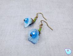 Those Baby Blues by Carla on Etsy