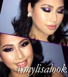 Ponti inspired by my makeup tutorials http://www.lisaeldridge.com/video/ #MyLisaLook #Makeup #Beauty
