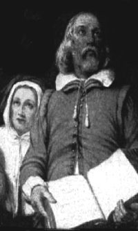 Giles Corey and the Salem Witchcraft Trials