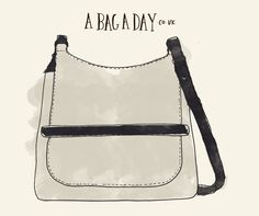 The Row Sideby Textured Leather-Trimmed Canvas Shoulder Bag