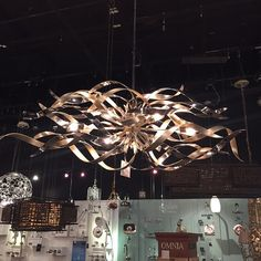 Add some bling to your home with the Graffiti fixture from Corbett Lighting @largerthanlight #lighting #lights #lightingdesign #lightingdesigner #chandelier #interiors #interiordesign #instainterior #NEWH #colossians323 #miamidesigndistrict #bocaraton #miami #ftlauderdale #outdoorlighting #architecture #led #ledlighting #sconce #pendant #miamidesign #ASID #ledconversion #Instadesign #lightinglovesyou #homedesign #modernlighting #luxuryhomes #fixture #homedecor