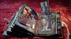 σελίδα για πειραγμένο βιβλίο, μίξη και αντιστοίχιση, κολάζ και μικτές τεχνικές Altered Books, Mixed Media, Collage, Journal, Artwork, Collages, Work Of Art, Auguste Rodin Artwork, Book Art