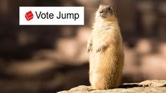 Majority of lemmings in favour of jumping off cliff