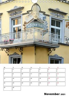 """Kalender: """"Unterwegs in Koblenz - eine Stadt mit Flair"""" Eine spannende Fotoreise mit bekannten Sehenswürdigkeiten von Koblenz. (Planer, 14 Seiten ) Planer, Germany, Mansions, House Styles, Outdoor Decor, Home Decor, Pictures, Old Town, Calendar"""