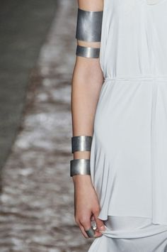 love the cuffs and arm bands...